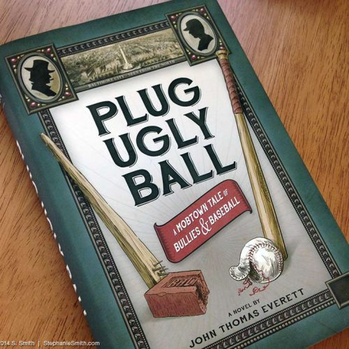 Plug Ugly Ball Cover Design