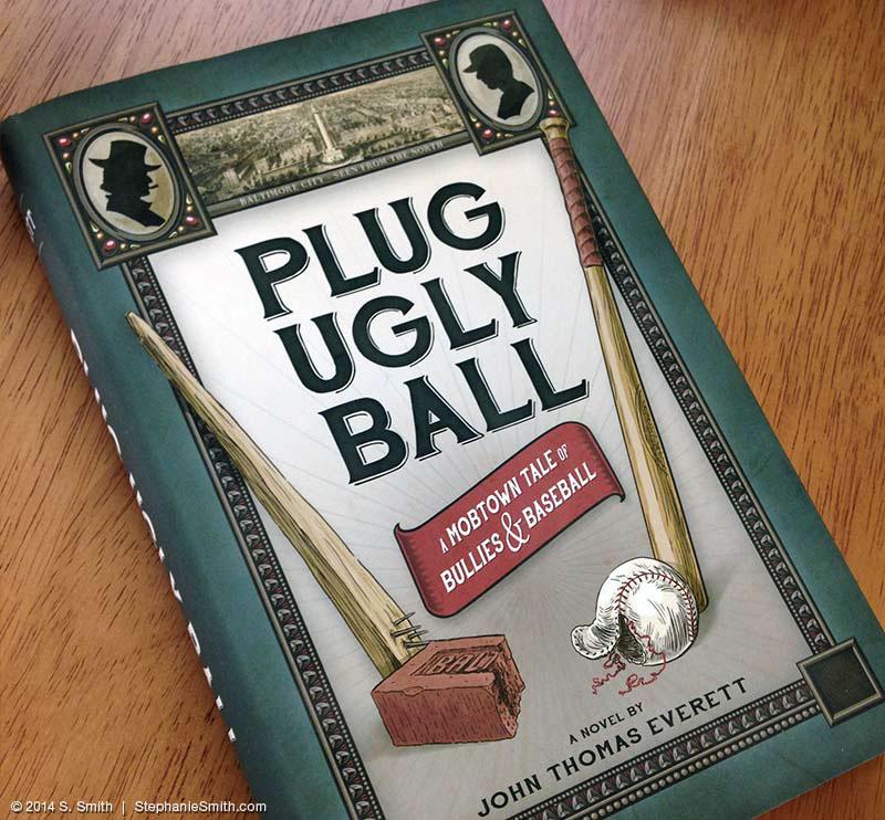 Plug Ugly Ball Cover Design